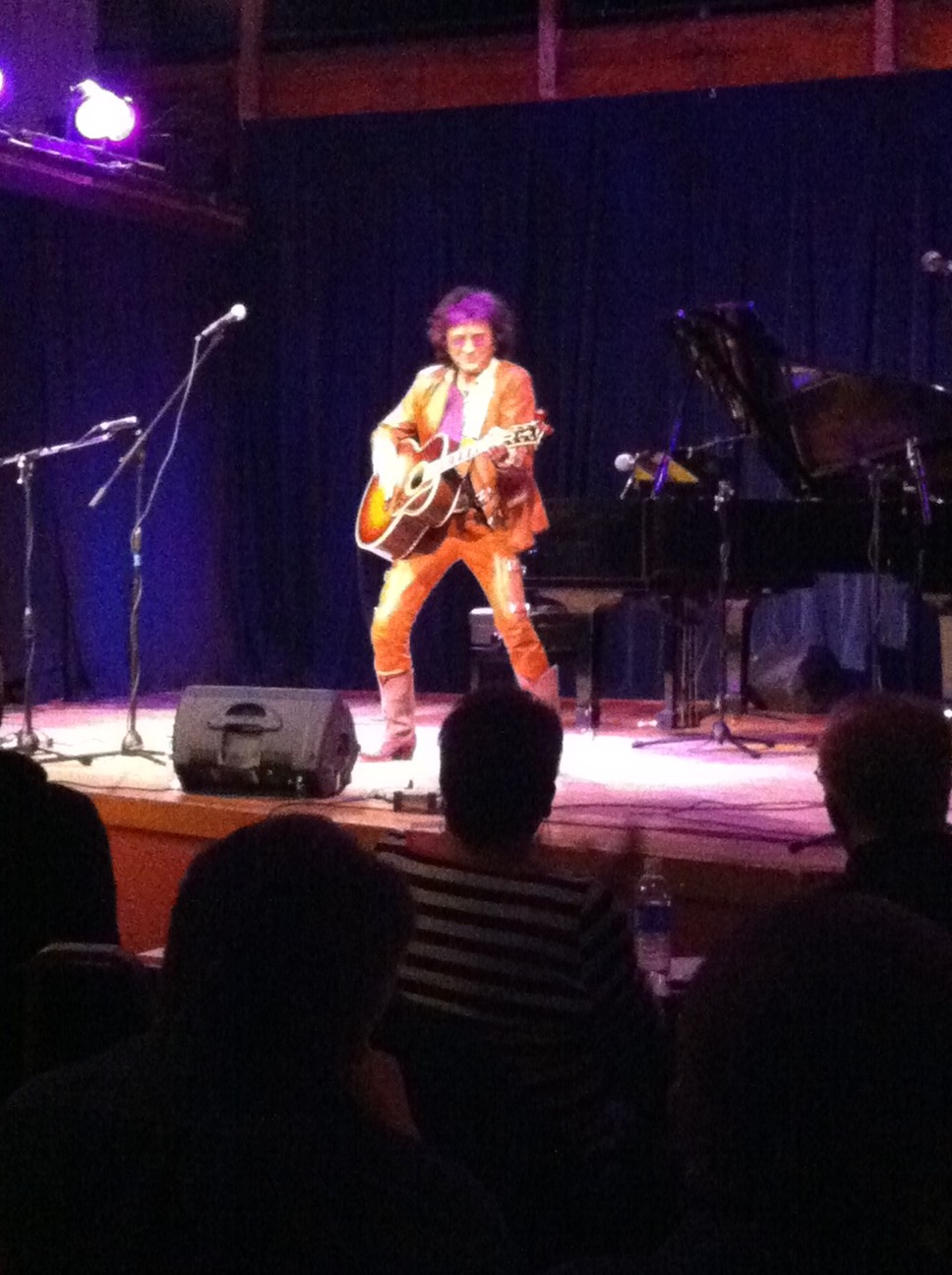 Singer Songwriter Finalist Competition at The Acorn Theater
