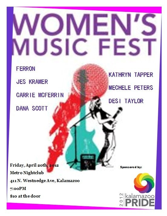 Kalamazoo Women's Music Festival