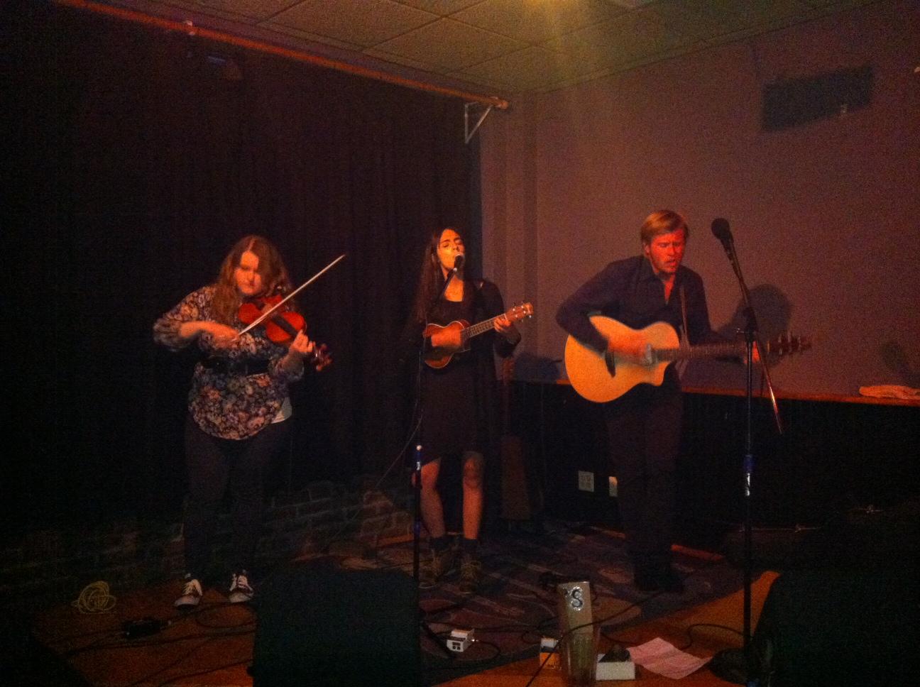 TOUR DIARY: TUES 8/6 @ SALLY O'BRIEN'S (Boston, MA)